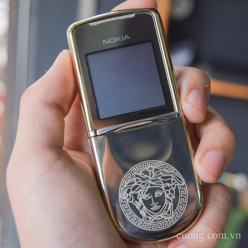Nokia 8800 Sirocco Versace Eddition