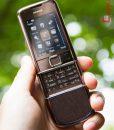 Nokia 8800 Sapphire Arte màu cafe