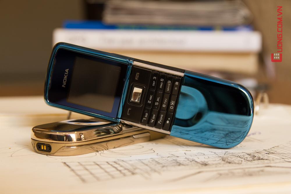 Nokia 8800 Sirocco Blue