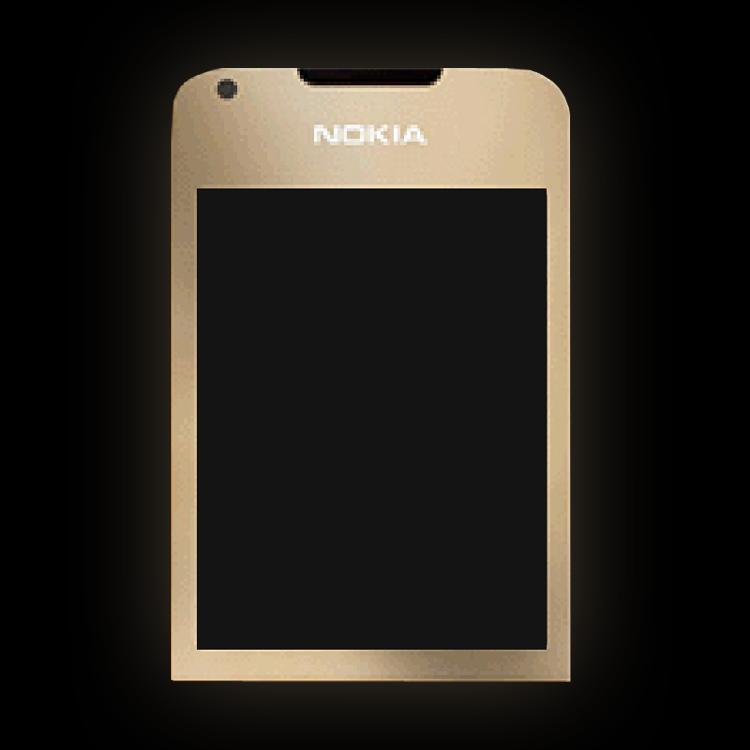 Mặt kính của Nokia 8800