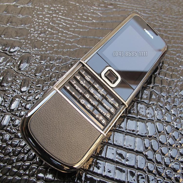 Nokia 8800 Sapphire Arte Black Diamon