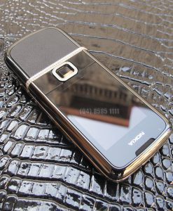 Nokia 8800 Saphire Black Diamond