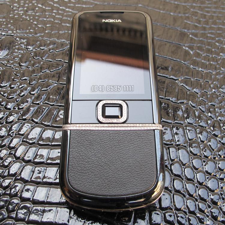 Nokia 8800 Saphire Black Diamond