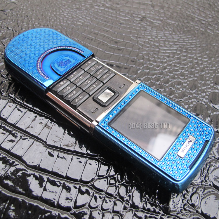 Nokia 8800 Sirocco king arthur