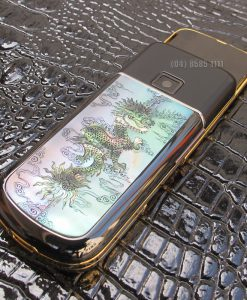 Nokia 8800 Gold Black