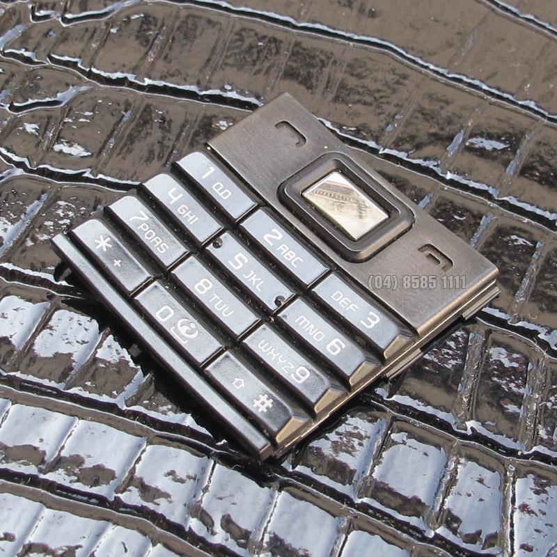 Bàn phím của Nokia 8800