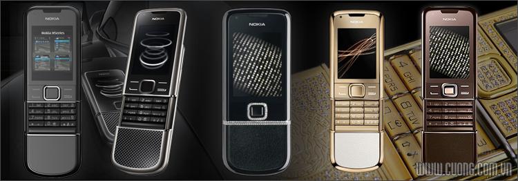 Dịch vụ sửa chữa, mua bán, độ Nokia 8800